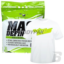 SportDefinition Mass Definition 7kg + SportDefinition T-Shirt That's The Whey GRATIS