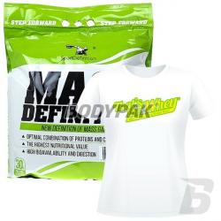SportDefinition Mass Definition 7kg + SportDefinition T-Shirt That's The Whey WOMEN GRATIS