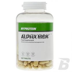 MyProtein ALPHA Men Super Multi Vitamin - 120 tabl.