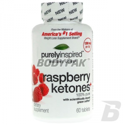 Purely Inspired Raspberry Ketones - 60 tabl.