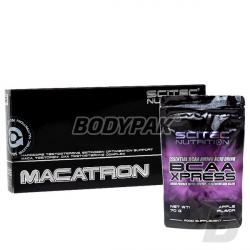 Scitec Macatron - 108 kaps. + BCAA Xpress - 70g