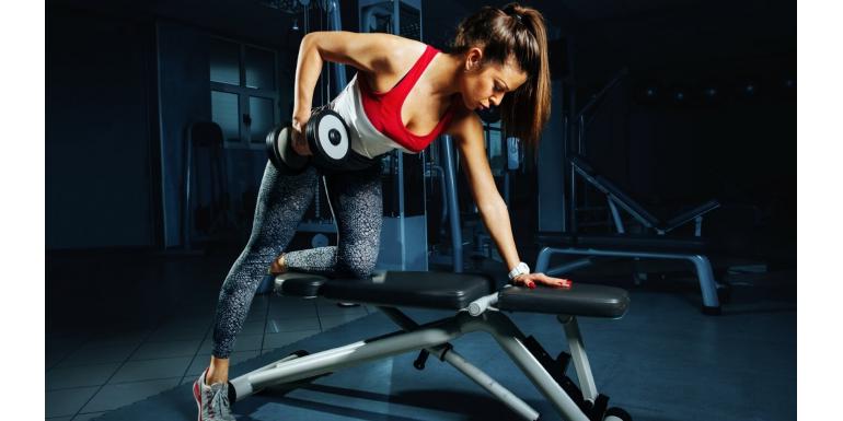 Czego boją się kobiety na siłowni?