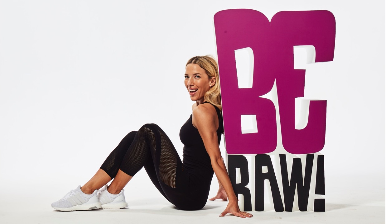 BE RAW! by Ewa Chodakowska